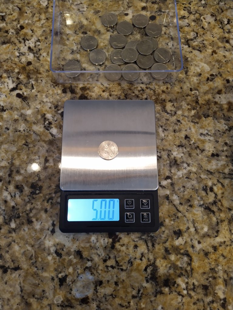 Checking Calibrating Your Scales Home Brewing Tech
